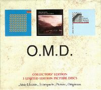 Cover OMD (Orchestral Manoeuvres In The Dark) - O.M.D. [Collectors' Edition]